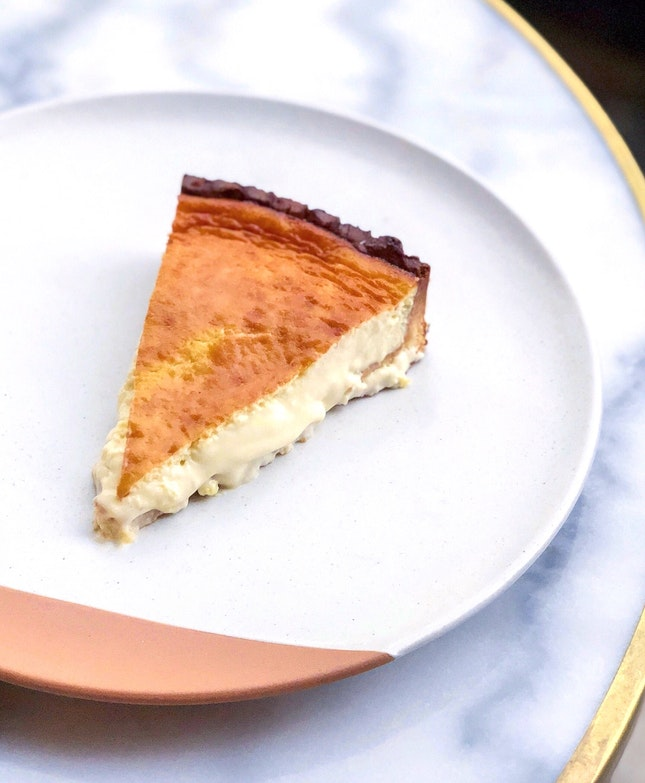 Olivia's Creamy Homemade Cheesecake [$14]