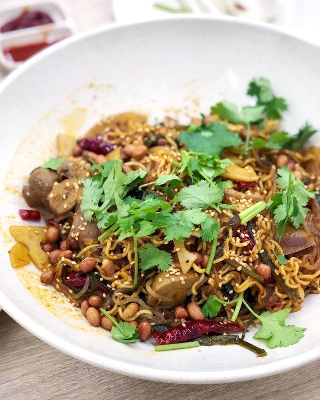Vegetarian Ma La Xiang Guo [$2/100g, Minimum $8]