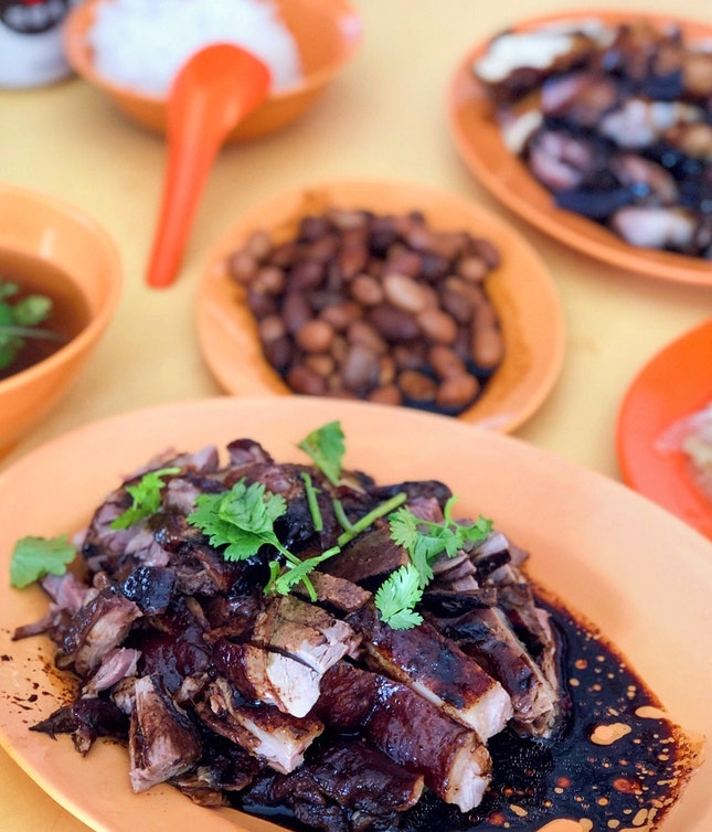 Tai Dong Teochew Duck Rice [Price Varies]