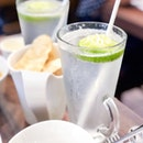 Fresh Lime Soda - Sweet and Salty [$4]