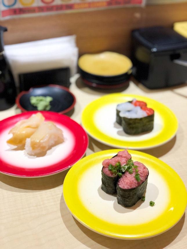 Ryoshi Sushi [From $1.80/Plate]
