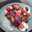 Classic French Toast [$16]
