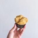 Gula Melaka Sweet Potato Steamed Cake 椰糖番薯发糕 [$1.30]