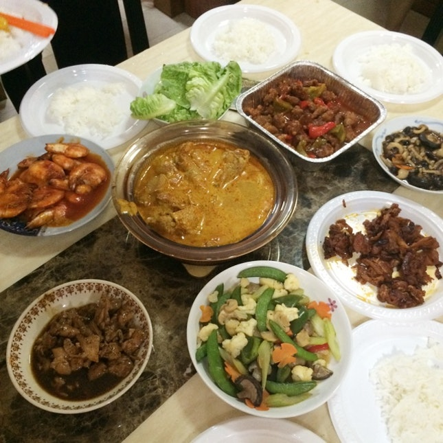 Home cooked Food