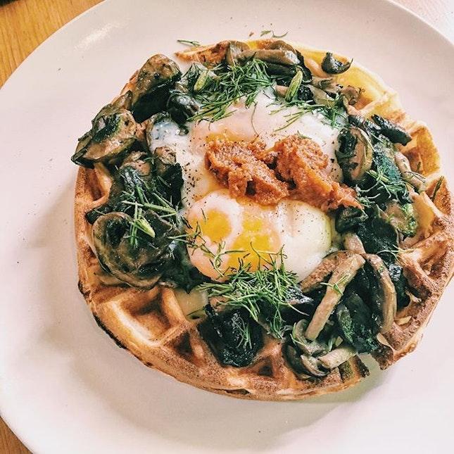 Potato Waffle [RM25].