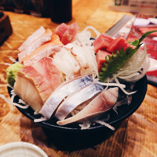A Mountain Of Fish