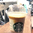This drink was really delightful (can't remember if it was a double ristretto cream?).