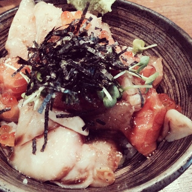 Can't get enough chirashi!