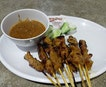 Yesterday night's satay at satay by the bay!