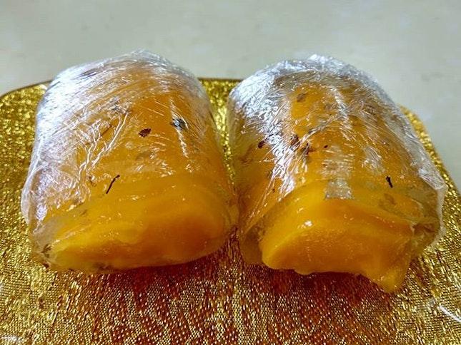 Interesting dessert find in cheng chau island!