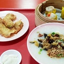 Kuai San Dian Xin (all dim sum items prices at $1.30).