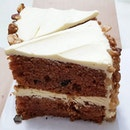 My favourite cake of all times is cedele's carrot cake!