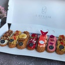 Pretty And Tasty Eclairs!!!