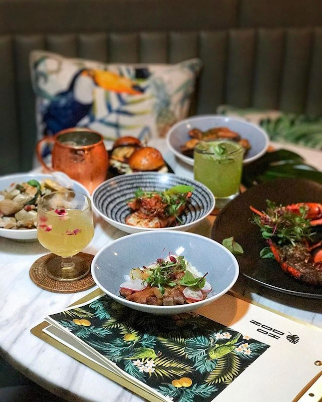 Sharing Menu seems to be the trend now and this new social kitchen called Don Ho offers a good chill-out place tucked secretly behind Keong Saik Road 1.