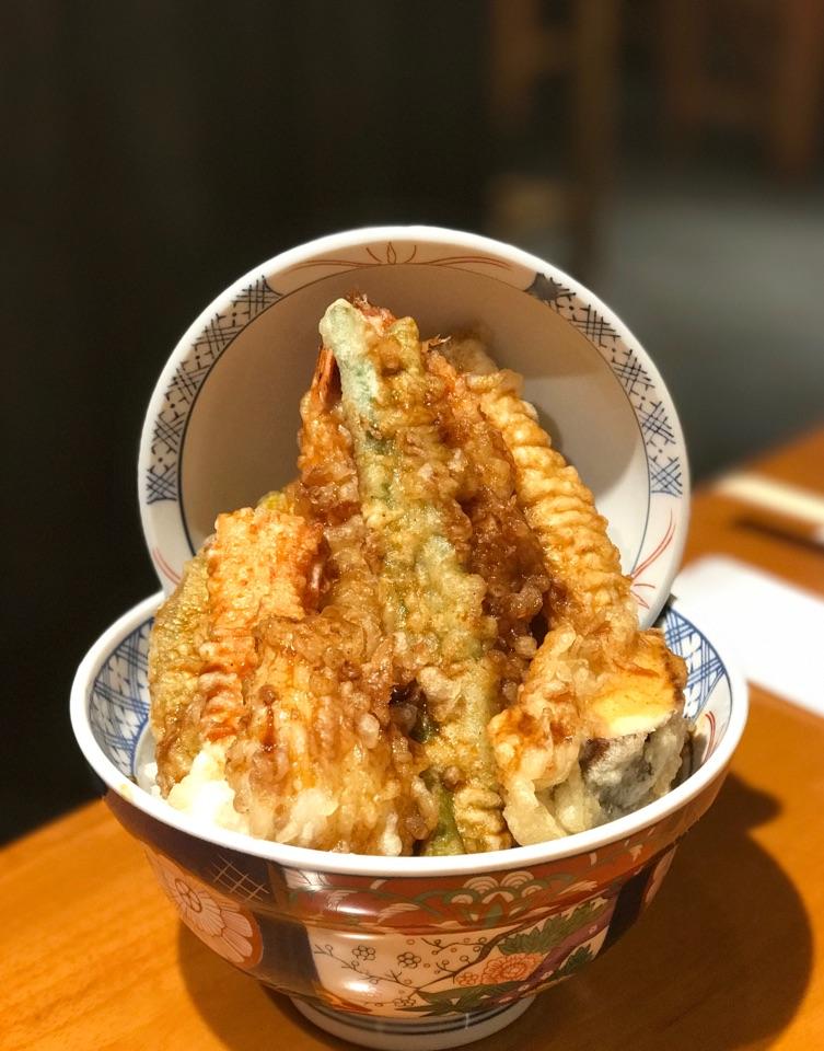 Tendon 天丼