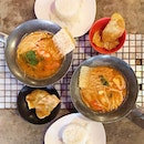 Tom Yum Seafood Soup (Set Lunch)
