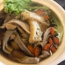 Claypot Pig Stomach Soup