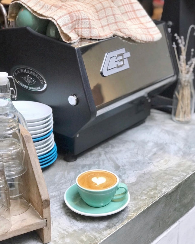 Vamos Coffee Roastery (JB)