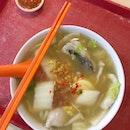 Arcade Fish Soup (Marina One)