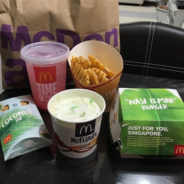 McDonald's (Punggol SAFRA)