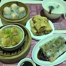 Of course, when here, eat dim sum.