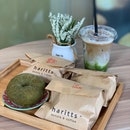 Came for some donuts, of the sesame honey and matcha kind, and the hugely missed dirty matcha.