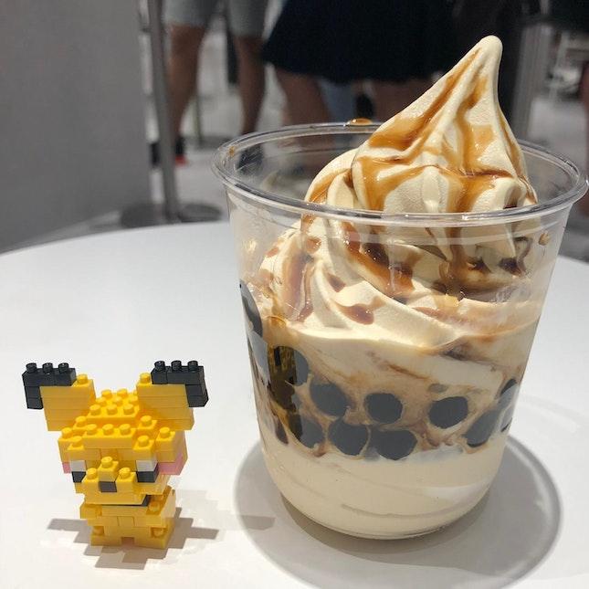 Boba Ice Cream