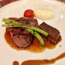 Aberdeen Angus Beef With Plum Jus