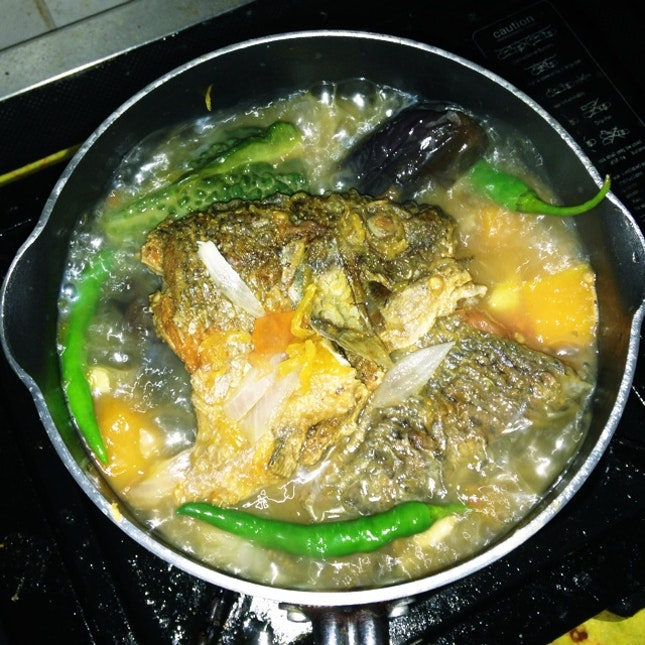 Pinakbet Ilocano Style By Pickled Love Burpple