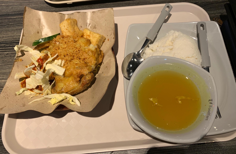 CBD lunch