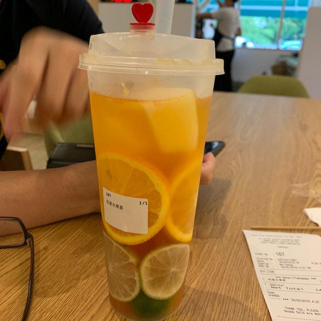 私家水果茶