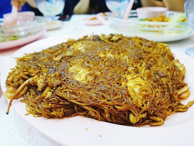 The must eat dish at JB Ah Meng.