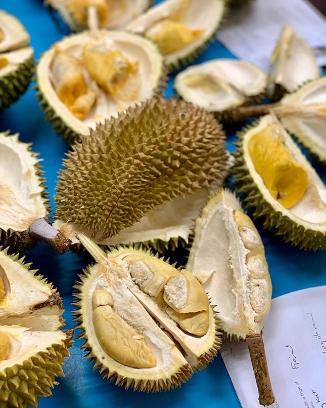 The best way to learn about durians is to eat more.