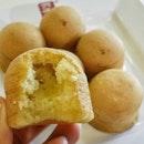 Kaya Balls from Ya Kun.