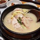 Samge-Tang Ginseng Chicken Soup  人参鸡汤 S$25 from @hyangtogol_rc Love their Ginseng Chicken Soup.