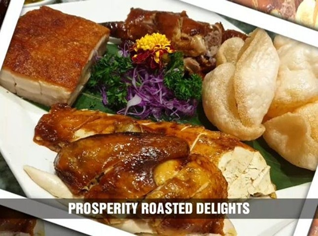 [NEW BLOG POST] From 18 January to 19 February 2019, Swissotel Merchant Court is offering delicious Spring Prosperity Buffets and auspicious takeaway treats like Prosperity Smoked Kurobuta Pork Yu Sheng, Poon Choy - Braised Buddha's Temptation Claypot for 10 pax, and Prosperity Roasted Delights.