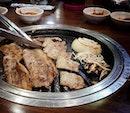 Hyang To Gol Korean Restaurant (Amara Hotel)