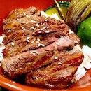 Amiyaki beef.