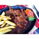 #ChickenSteak #Boncafé #Surabaya #food #Indonesia
