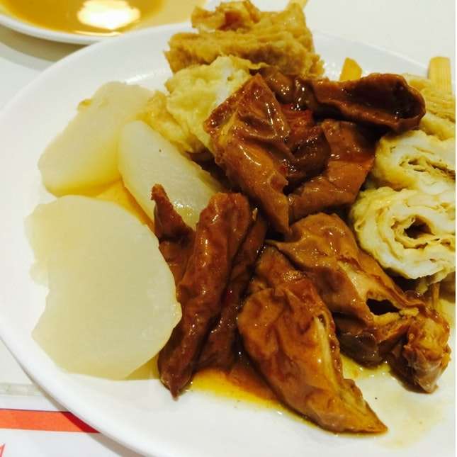 Mixed Platter Of HK Snacks!