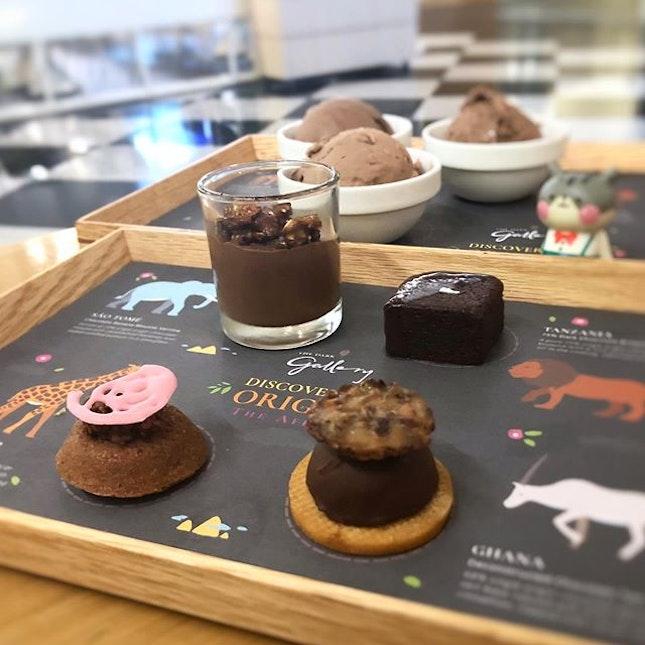 Chocolate lover's dream!