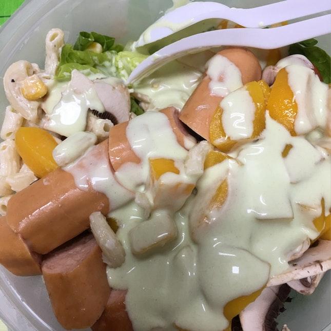 The Salad Corner