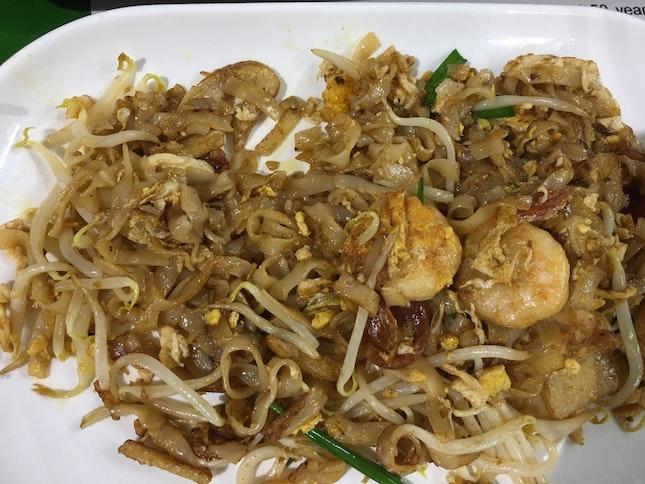 Authentic Penang Fried Kweytiao