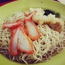 Wanton noodle #umakemehungry #foodphotography #foodie #foodgasm #foodstamping #foodbloggers #foodoftheday #foodporn #foodspotting #followme #yummy #sgfood #singapore #makanhunt