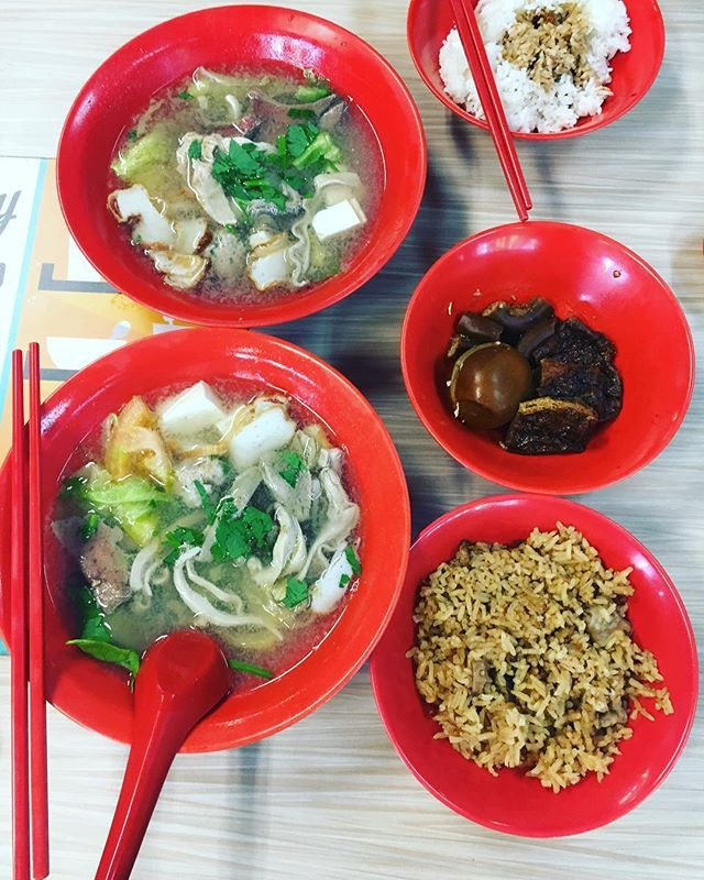 Singapore Polytechnic Food Court 6
