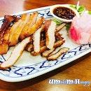 Premium Fried Pork Cheek .