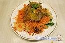 First Vegetarian Yusheng and 1st Yusheng for CNY.