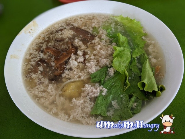 Yummy Minced meat noodle