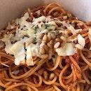 Pasta With Crabmeat