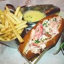 Lobster Roll (£20)
